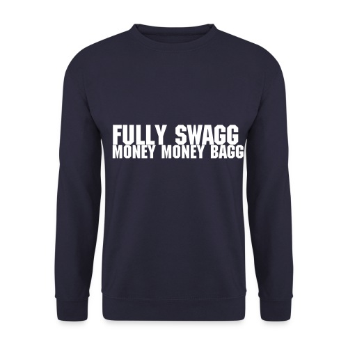 FULLY SWAGG MONEY MONEY BAGG - Mannen sweater