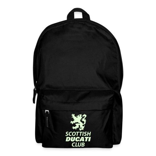 SDC backpack (glow in the dark) - Backpack