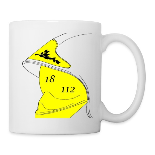 Mug Casque F1 - Mug blanc
