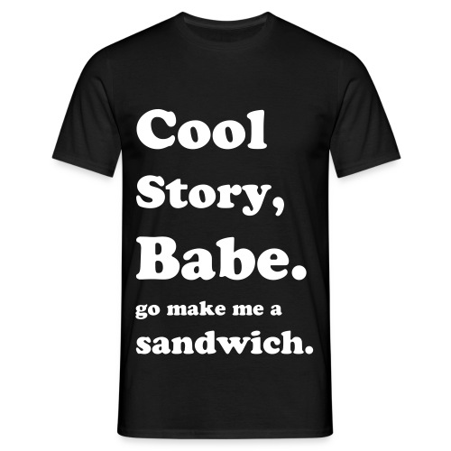 Men's T-Shirt - Cool Story Babe,Cool Story Bro,Cool Story Bro Shirt,Crewneck,Hipster,Hipster Merch,Hoodie,Sweatshirt,T shirt,The only  I do is diet,Tumblr,Tumblr Merch,crewneck,hipsters