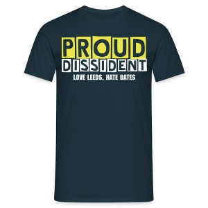 Proud Dissident Tee - Men - Men's T-Shirt