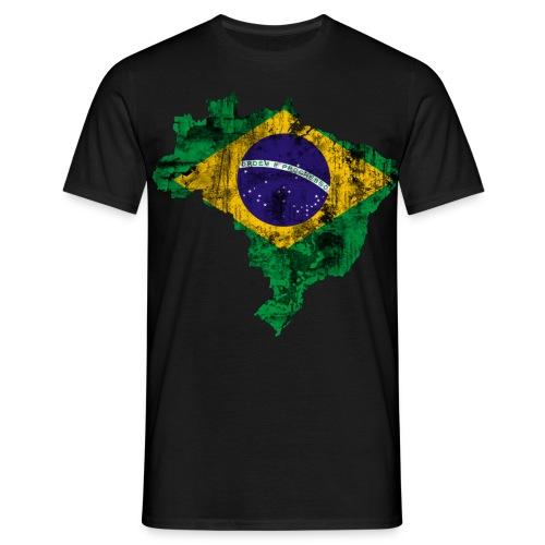 Viva Brazil - T-shirt Homme