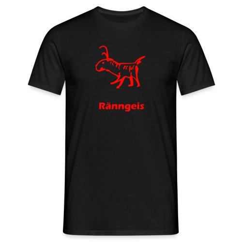 Ränngeis - Männer T-Shirt