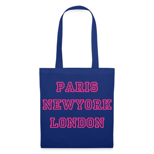 paris newyork london - Tote Bag