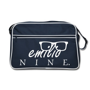 Retro Smiley Emilio (TILLY) - Retro Bag