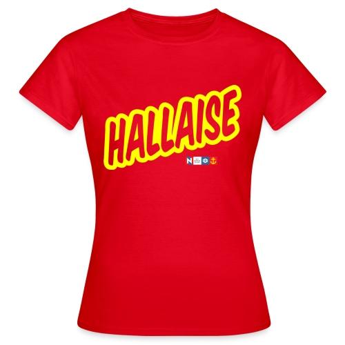 Hallaise - Women's T-Shirt