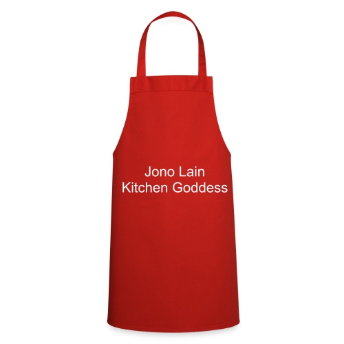 Cook like Jono in this fetching apron - Cooking Apron