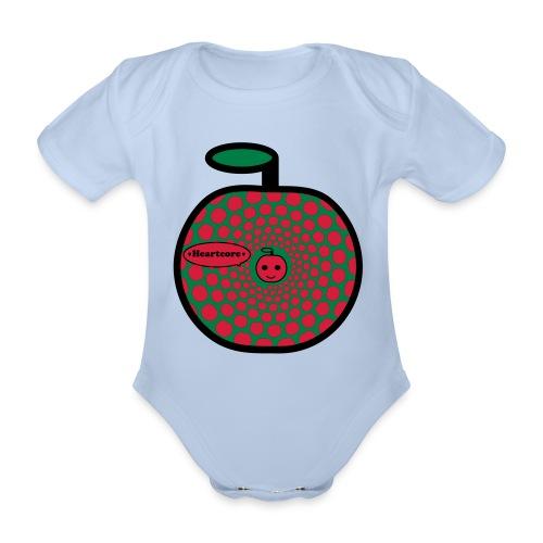 Heartcore  - Baby Bio-Kurzarm-Body