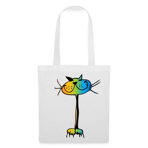 Happy cat Tasche - Stoffbeutel