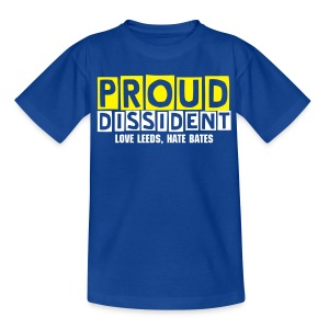 Proud Dissident - Kids - Teenage T-shirt