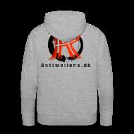 Sweatshirts ~ Herre Premium hættetrøje ~ Hoodie med lommer foran