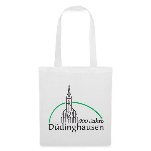 Stofftasche: 900 Jahre - Stoffbeutel