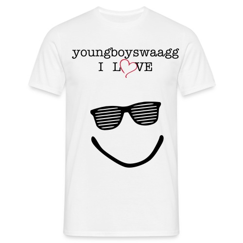 LOVE YOUNG BOY - T-shirt Homme