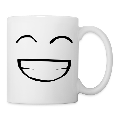 little cup of smile  - Mug blanc