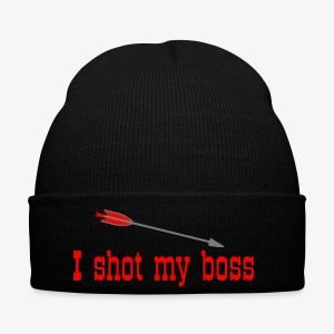 Hat archery design  - Winter Hat