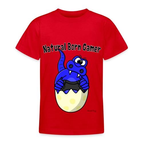 Zibi le Dino pour les p'tits - T-shirt Ado