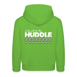 Lets All Do The Huddle - Kids' Premium Hoodie