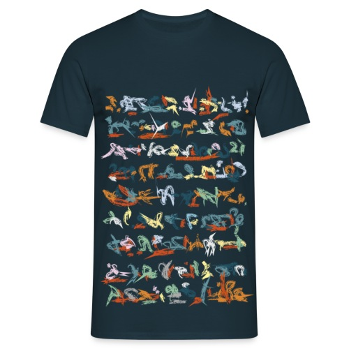 love story - Männer T-Shirt