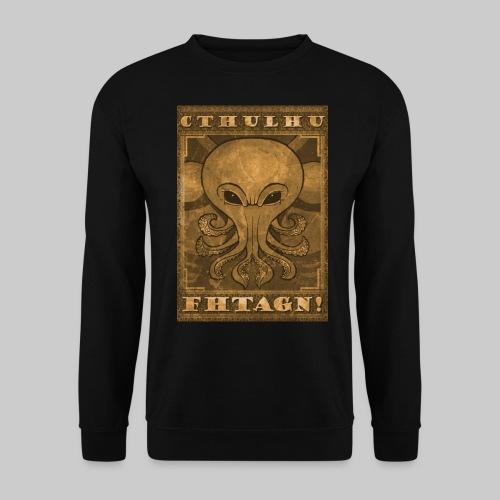 MPU: Cthulhu Fhtagn (major motive) - Men's Sweatshirt