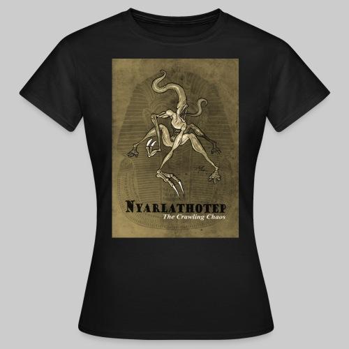 FTE: Nyarlathotep - The Crawling Chaos - Women's T-Shirt