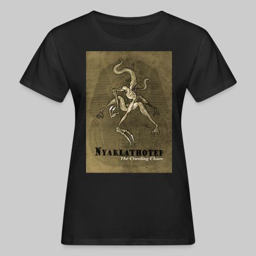 FTK: Nyarlathotep - The Crawling Chaos - Women's Organic T-shirt