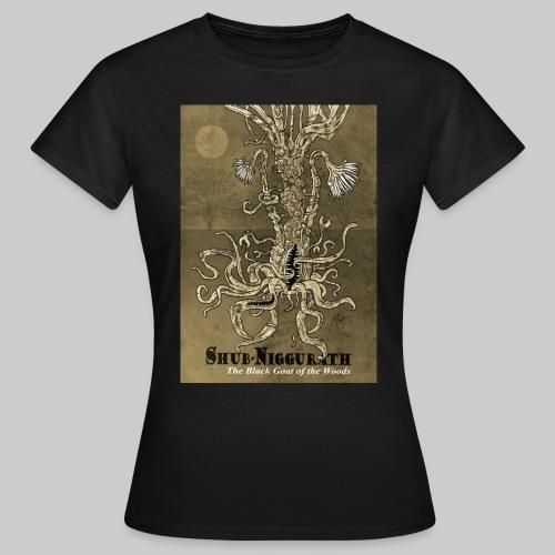 FTE: Shub-Niggurath - The Black Goat of the Woods - Women's T-Shirt