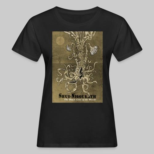 FTK: Shub-Niggurath - The Black Goat of the Woods - Women's Organic T-shirt