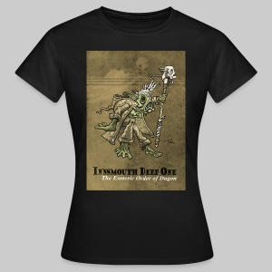FTE: Deep One  - The Esoteric Order of Dagon - Women's T-Shirt