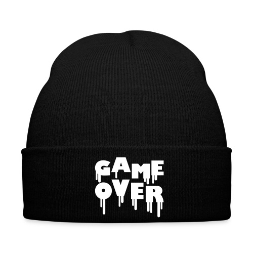 game over - Bonnet d'hiver