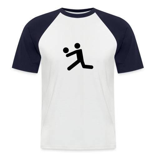 Bowling - Men's Baseball T-Shirt