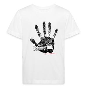Schmierfink (Kids) - Kinder Bio-T-Shirt