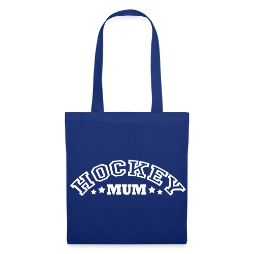'Hockey Mum' Tote Bag (arched text) - Tote Bag