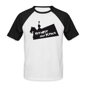 Hannover - Keks - BoyBaseball - Männer Baseball-T-Shirt