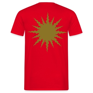 Golden Sun - Männer T-Shirt