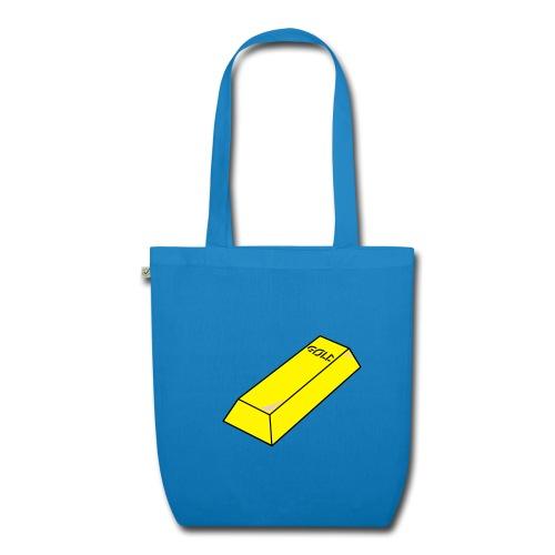 Tasche für den bequemen Einkauf einiger Goldbarren... - Bio-Stoffbeutel