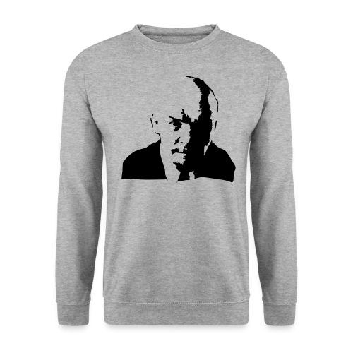 lenin-front - Men's Sweatshirt