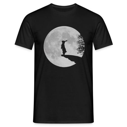 wolfshasi - Männer T-Shirt