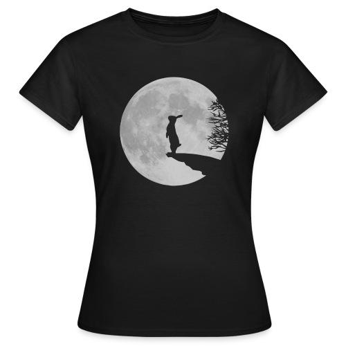 wolfshasi - Frauen T-Shirt