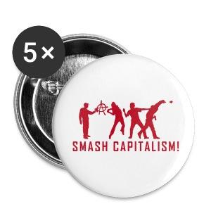 evolution_capitalism1 Buttons / Anstecker - Buttons groß 56 mm