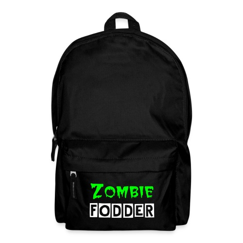 Am I zombie Fit? - Backpack