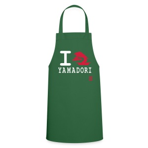 Tablier Bonsaïka  I love Yamadori - Tablier de cuisine
