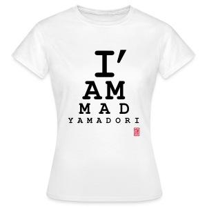 Tee-Shirt Femme I'm made YAMADORI - T-shirt Femme