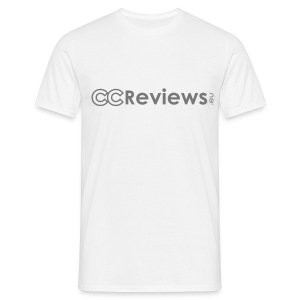 Basic CCReviews.eu T-shirt - Men's T-Shirt