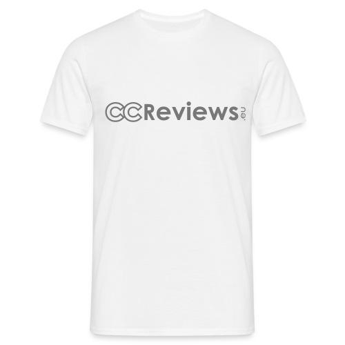Basic CCReviews.eu T-shirt - Men's T-Shirt