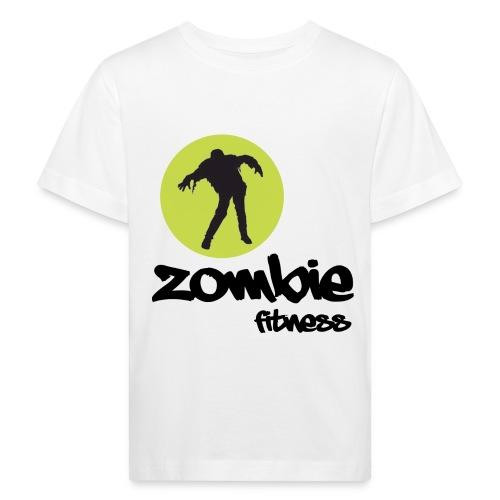 Zombie Fitness - Kids' Organic T-shirt