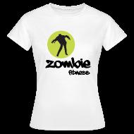 T-Shirts ~ Women's T-Shirt ~ Zombie Fitness