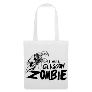 Glasgow Zombie - Tote Bag