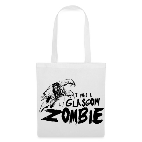 Glasgow Zombie - Tote Bag