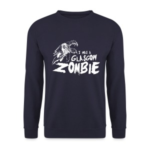 Glasgow Zombie - Men's Sweatshirt