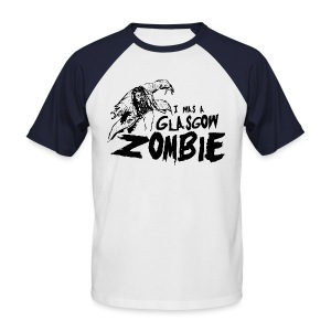 Glasgow Zombie - Men's Baseball T-Shirt